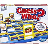 Hasbro C2124 Guess Who? クラシックゲーム