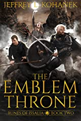 The Emblem Throne: A Quest of Magic (Runes of Issalia Book 2) Kindle Edition