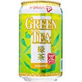 Pokka Jasmine Green Tea, 300 ml (Pack of 12)