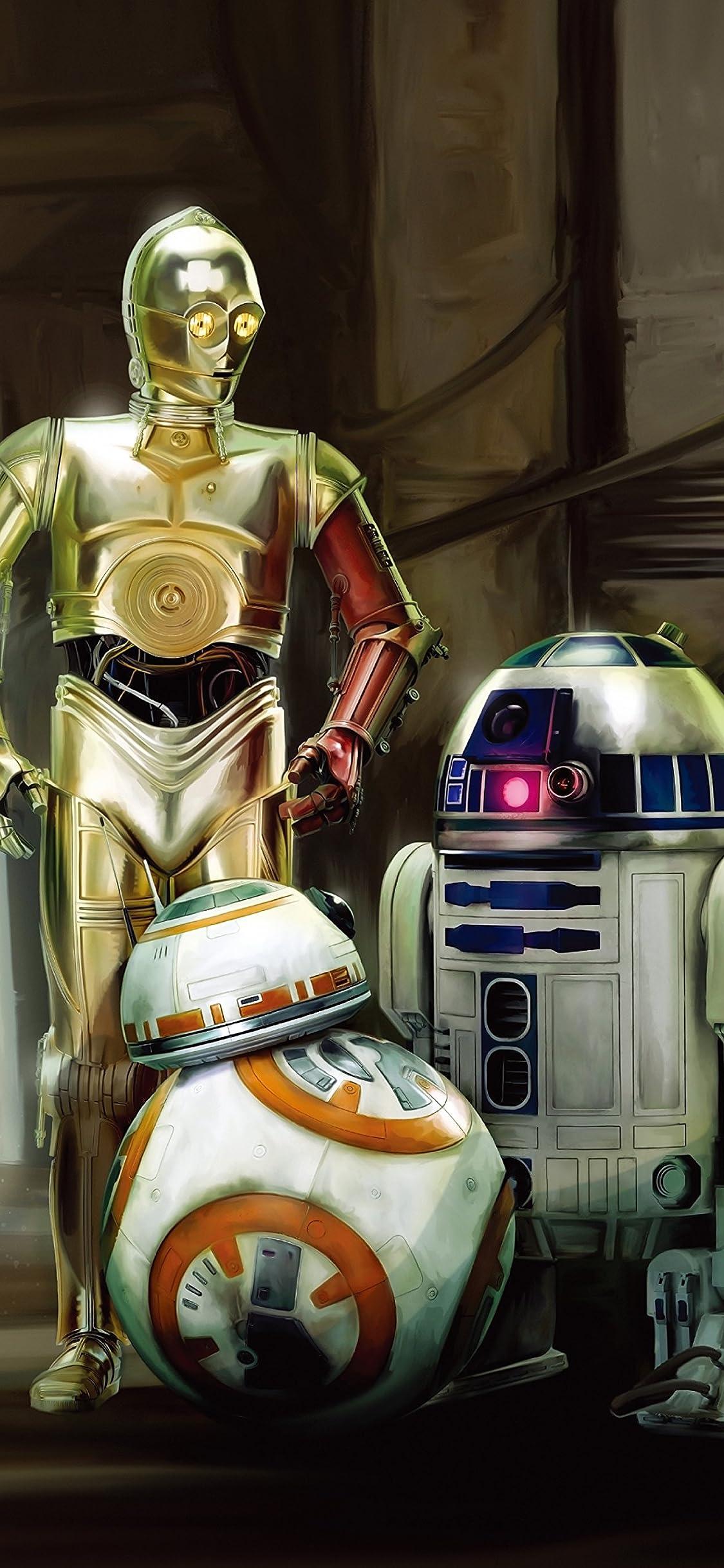 スター ウォーズ Star Wars フォースの覚醒 C 3po Bb 8 R2 D2