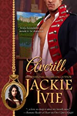 Averill: Historical Romance (The Brocade Collection, Book 3) Kindle Edition