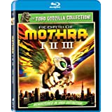 『モスラ』『モスラ2 海底の大決戦』『モスラ3 キングギドラ来襲』(3作品セット)(北米版Blu-ray)[Import]