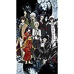 文豪ストレイドッグス iPhone8,7,6 Plus 壁紙(1242×2208) 芥川龍之介,泉鏡花,中島敦,太宰治,フョードル・D,福沢諭吉,森鴎外