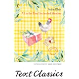 All in the Blue Unclouded Weather: Text Classics