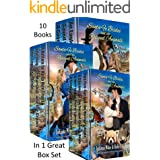 Santa Fe Brides and the Rescued Animals: 10 Book Box Set
