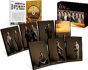 JIN-仁- BD-BOX [Blu-ray]