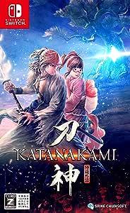 侍道外伝 KATANAKAMI -Switch 【CEROレーティング「Z」】 (【早期購入特典】ダウンロードコンテンツ2種(名刀5本セット・風来人セット) 同梱)