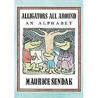 Alligators All Around: An Alphabet (Nutshell Library)