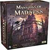 Fantasy Flight Games MAD20 Mansions of Madness 2nd Edition Strategy Game