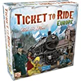 Days of Wonder DO7202 Ticket to Ride Europe Board Game, Blue