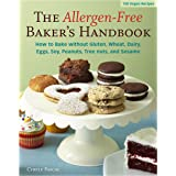 Allergen Free Bakers Handbook: 100 Vegan Recipes