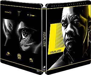 イコライザー(アンレイテッド・バージョン) 4K ULTRA HD & ブルーレイセット スチールブック仕様 (初回生産限定) [4K ULTRA HD + Blu-ray] [Steelbook]