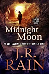 Midnight Moon (Vampire for Hire Book 13) Kindle Edition