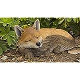 Hi- Line Gift 87719-C Fox Sleeping Statue