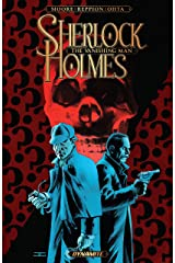 Sherlock Holmes: The Vanishing Man Kindle Edition