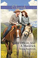 An Officer And A Maverick (Montana Mavericks: What Happened at the Wed Book 3) Kindle Edition