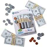 Learning Resources LER2725 Pretend and Play Money,Multicolor