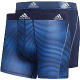adidas Men's Stretch Cotton Boxer Brief Underwear