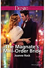 The Magnate's Mail-Order Bride (The McNeill Magnates Book 1) Kindle Edition