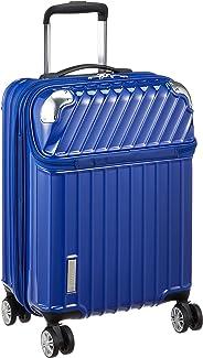 [トラベリスト] スーツケース ジッパー トップオープン モーメント 機內持ち込み可 35L 54 cm 3.4kg