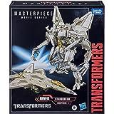 Transformers Movie Masterpiece Series Starscream Collector Figure, 28-cm