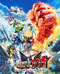 The Wonderful 101: Remastered - PS4 (【初回限定特典】スペシャルステッカー & 【Amazon.co.jp限定特典】アクリルキーホルダー 同梱)