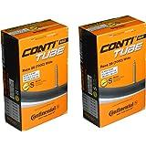 コンチネンタル(Continental) チューブ Race28 Wide 700×25-32C 仏式 (60mm) 2本セット [並行輸入品]