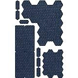 Razer Universal Grip Tape ゲーミングデバイス用滑り止めグリップテープ 様々なデバイスに対応(ゲーミングマウス / キーボード / ゲーム機 / モバイルコントローラー) 4種の多目的カット形状 粘着タイプ 【日本正規代理店保