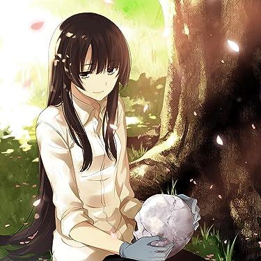 櫻子さんの足下には死体が埋まっている iPad壁紙 or ランドスケープ用スマホ壁紙(1:1)-1 - 九条櫻子(くじょう さくらこ)