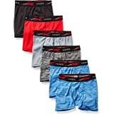 Hanes Boys BXPDX6 Boxer Brief Boxer Briefs