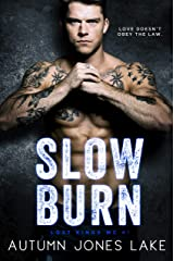 Slow Burn (Lost Kings MC® #1): A Motorcycle Club President Romance Kindle Edition
