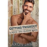 Getting Friendly (Never Just Friends Book 3)