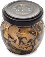 TruffleHunter Black Truffle Slices/Carpaccio (2.82 Oz) - Preserved Black Tuber Aesitvum