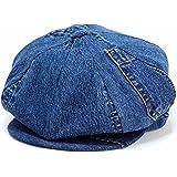 (ニューヨークハット) NEW YORK HAT キャスケット ハンチング デニム リメイク 春夏