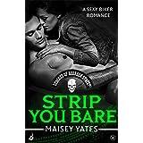 Strip You Bare: Deacons of Bourbon Street 4 (A sexy biker romance)