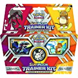 Pokémon POK81210 TCG Lycanroc and Alolan Raichu Sun/Moon Trainer Kit