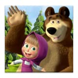 Masha And The Bear Video