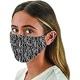Slumbies! Cloth Face Coverings for Women & Men - Washable Face Coverings - Reusable Face Coverings - Flexible Nose Bridge - A