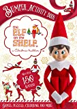 The Elf on the Shelf Bumper Activity Book: Games, Puzzles, Colouring and More with over 150 stickers