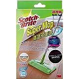Scotch-Brite Super Microfiber Mop Refill, White, F1-R