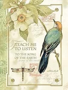 Lang Song of The Earth アドレス帳 6.5 x 8.5 x 1.75インチ 1冊 (1013158)