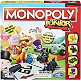 Hasbro C3889 Monopoly Junior Board Game, Ages 5 and up (Amazon Exclusive)