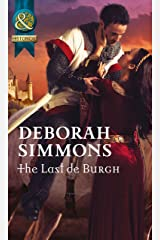 The Last De Burgh Kindle Edition