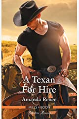 A Texan For Hire (Welcome to Ramblewood Book 4) Kindle Edition