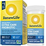 Renew Life - Ultimate Flora Probiotic Extra Care - 30 billion 30粒