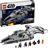 LEGO 75315 Star Wars Imperial Light Cruiser Building Toy with The Child Baby Yoda Figure and Mandalorian Minifigure, Gift Ide
