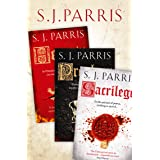 Giordano Bruno Thriller Series Books 1-3: The first three gripping instalments of the Sunday Times bestselling Giordano Bruno