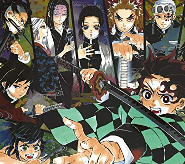 鬼滅の刃  iPhone/Androidスマホ壁紙(1080×960)-1 - 鬼殺隊