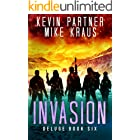 Invasion: Deluge Book 6: (A Thrilling Post-Apocalyptic Survival Story)