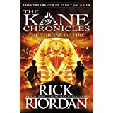 The Kane Chronicles: The Throne of Fire
